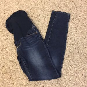Secret Fit Belly Skinny Maternity Jeans